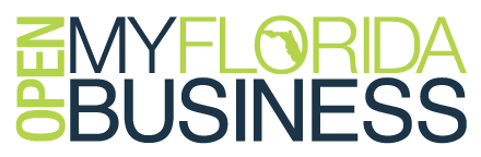 Florida's Official Business Information Logo