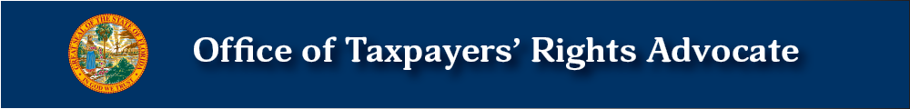 Office of Taxpayers' Rights Advocate Banner